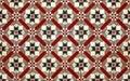Fractal mosaic Royalty Free Stock Photo