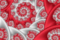 Fractal Wallpaper Royalty Free Stock Photo