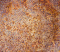 Fragment of background rusty. Royalty Free Stock Image