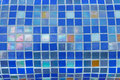 Fragment of colorful mosaics Royalty Free Stock Photos