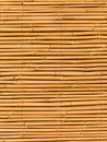 Fragment eines Innenraums von einem Bambus Stockfotografie