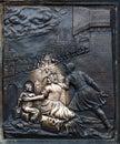Z středověký plaketa