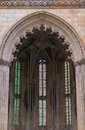 The fragment of the nave of the Unfinished Chapels Royalty Free Stock Photo
