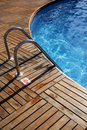 Fragment of pool Stock Images