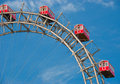 Fragment of Prater Royalty Free Stock Photo