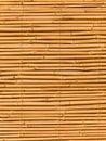 Fragment van een binnenland van een bamboe Stock Fotografie