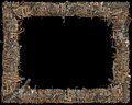Frame for  Halloween Royalty Free Stock Photo