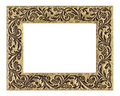 Frame with ornament Royalty Free Stock Image