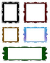 Frame set Royalty Free Stock Photo