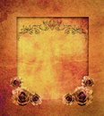 Frame vintage background Royalty Free Stock Photo