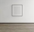 Framed Art On Wall Of An Art G...
