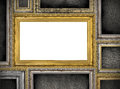 Frames variety Royalty Free Stock Photos