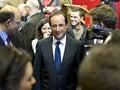 François Hollande Stock Photography