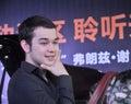 François xavier poizat zhuhai china may solo piano performances at mangrove bay community Stock Photo