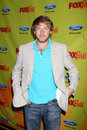 Fran kranz arriving at the fox fall eco casino party at boa steakhouse in west los angeles ca on september Royalty Free Stock Photo