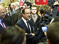 François Hollande Stock Images