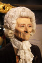 François marie arouet london united kingdom july madame tussauds in london waxwork statue offrançois also known as voltaire Stock Images