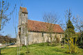 France gemages saint martin church in normandie the Stock Images