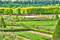 France the marie antoinette estate in the parc of versailles pa ile de palace Stock Image