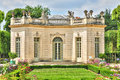 France the marie antoinette estate in the parc of versailles pa ile de palace Royalty Free Stock Image