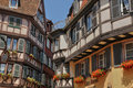France, picturesque city of Colmar in Haut Rhin Royalty Free Stock Photo