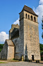 France picturesque village of prats du perigord the Stock Photography