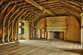 France, renaissance castle of Puyguilhem in Dordogne Royalty Free Stock Photo