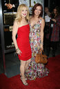 Frances Fisher,Francesca Eastwood Royalty Free Stock Images