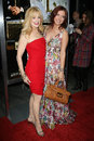 Frances Fisher,Francesca Eastwood Stock Photo