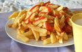 Franch frites Royalty Free Stock Photos