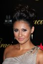 Francia Raisa at the 2012 Gracie Awards Gala, Beverly Hilton Hotel, Beverly Hills, CA 05-22-12 Stock Photography