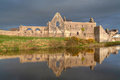 Franciscan Friary in Askeaton, Co. Limerick Royalty Free Stock Photography