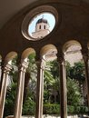 Franciscan monastery Stock Images
