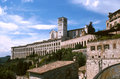 Franciscan Monastery in Assisi Royalty Free Stock Photo