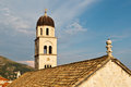 Franciscan Monastery in Dubrovnik Royalty Free Stock Images