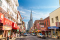 Francisco s chinatown san october on october in san usa san is one of north america largest Stock Photos