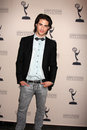 Francisco San Martin arriving at the Academy of Television Arts and Sciences Daytime Emmy Nominee Reception Stock Photos