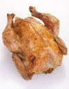 Frango assado Foto de Stock Royalty Free