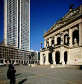 Frankfurt  Royalty Free Stock Images