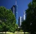 Frankfurt Royalty Free Stock Photo