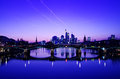 Frankfurt am Main Royalty Free Stock Photo