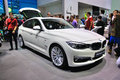 FRANKFURT - SEPT 14: BMW 3 series Gran Turismo (GT) presented as Royalty Free Stock Photo