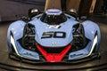 FRANKFURT - SEPT 2015: Hyundai N 2025 Vision Gran Turismo Concept