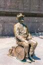 Franklin delano roosevelt memorial washington in dc usa Royalty Free Stock Photo