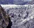 Franz Josef Glacier, South Island, New Zealand Royalty Free Stock Photo