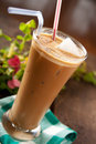 Frappe coffee Royalty Free Stock Photo