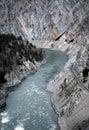 Fraser River Valley Стоковое Изображение