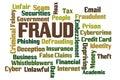 Fraud Royalty Free Stock Photo