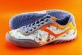 Frauen-Lebensstil-Schuhe Stockbild