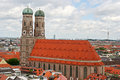 Frauenkirche, Munich Royalty Free Stock Images